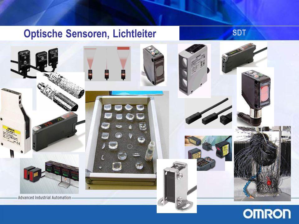 SDT Optische Sensoren, Lichtleiter