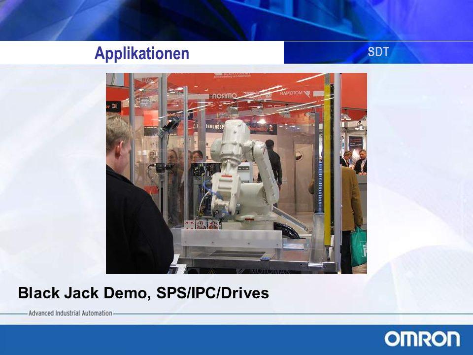 SDT -CD´s, Position und Rotation Messende Sensoren, Applikationen