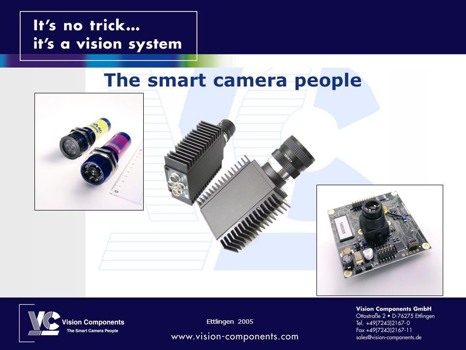 Ettlingen 2005 The smart camera people