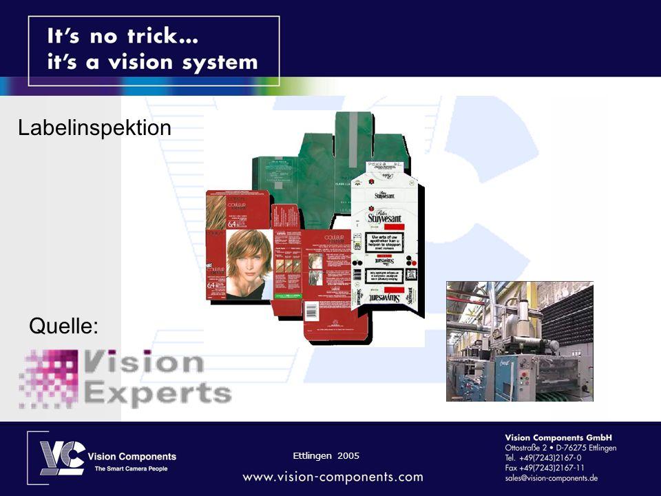 Ettlingen 2005 Quelle: Labelinspektion