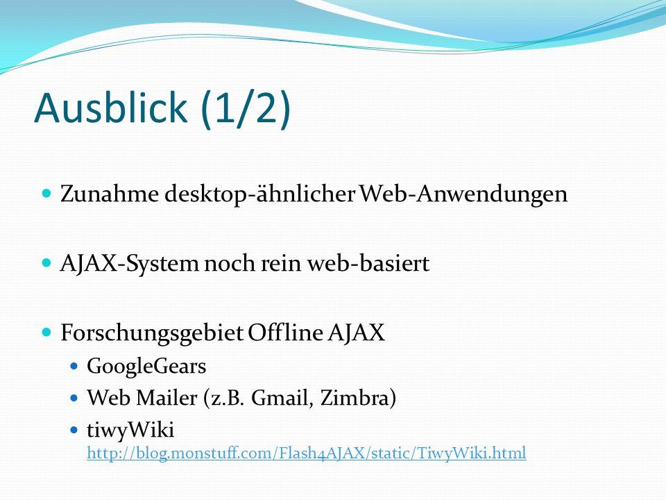 Ausblick (2/2) Gartner Hype Cycle, Gartner(2006)