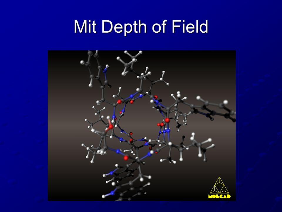Mit Depth of Field