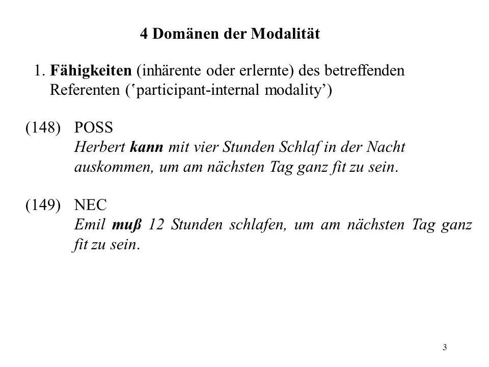 3 4 Domänen der Modalität 1.