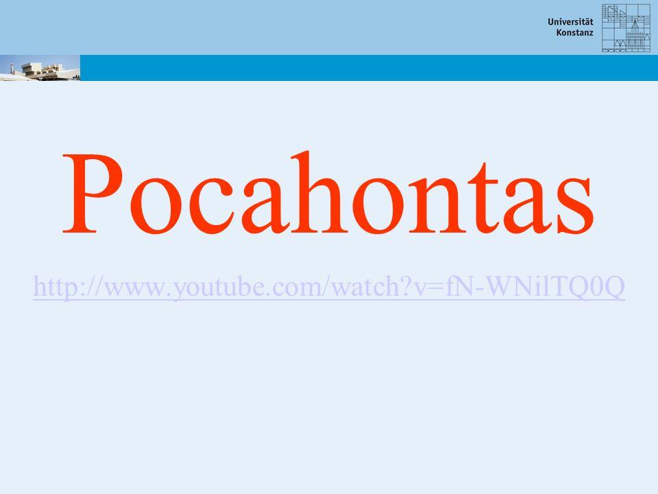 Pocahontas http://www.youtube.com/watch?v=fN-WNilTQ0Q