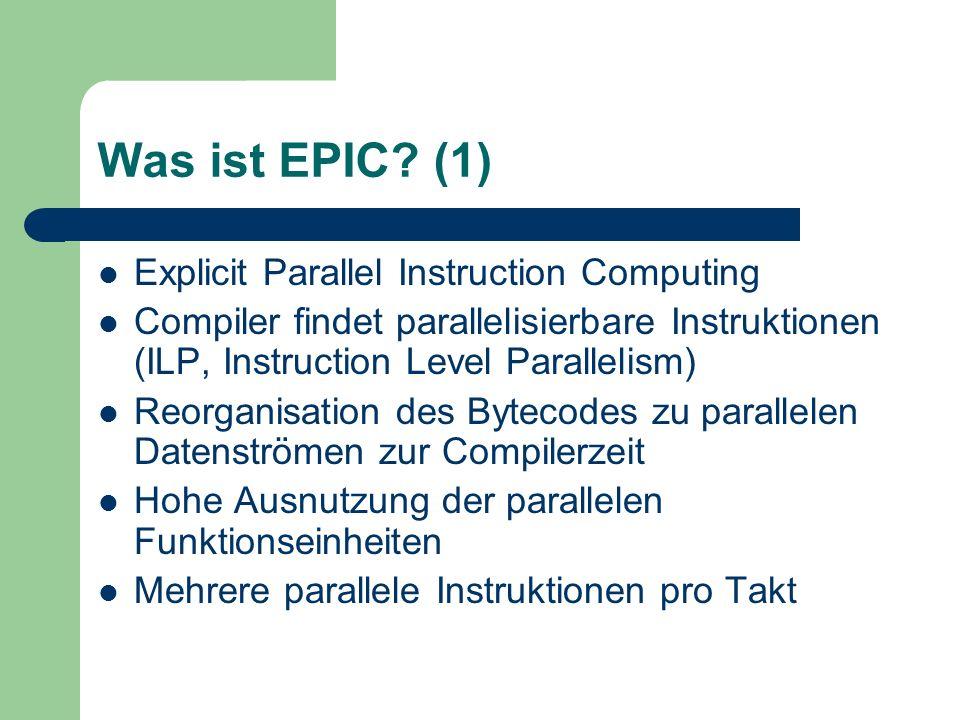 Was ist EPIC.