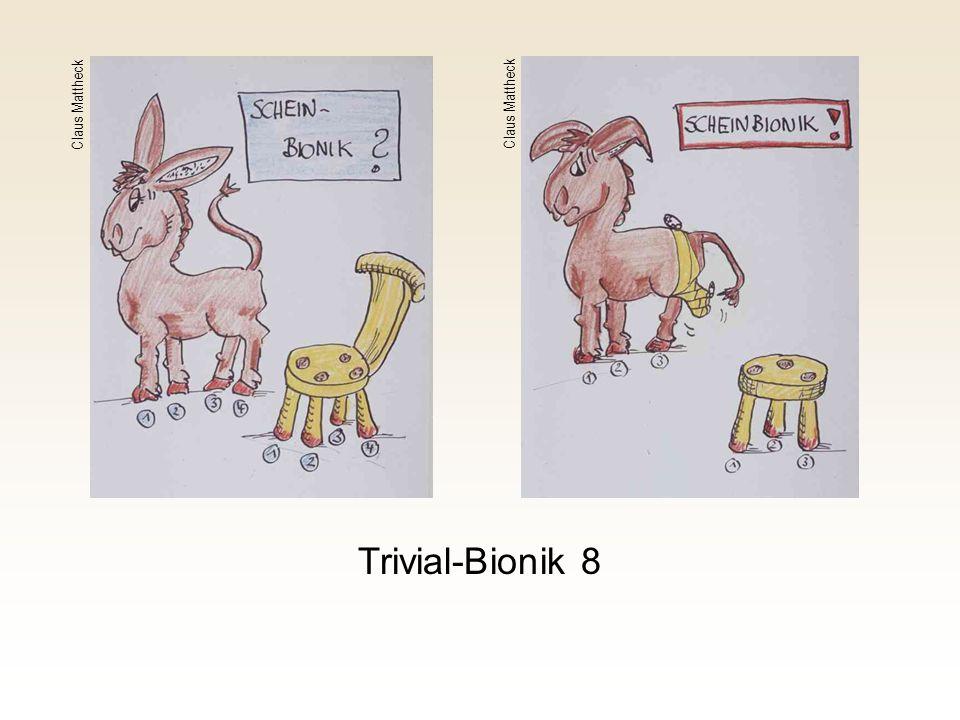 Trivial-Bionik 8 Claus Mattheck