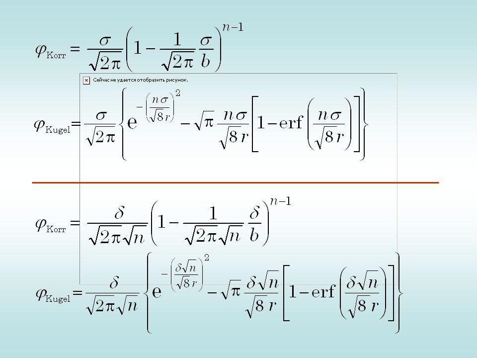 Idealisierter richtiger Ablauf einer (1+ 1)-ES-Optimierung Schrittweitenänderung Erfolg Misserfolg Erfolg Erfolgshäufigkeit ist richtig Keine Schrittweitenänderung !