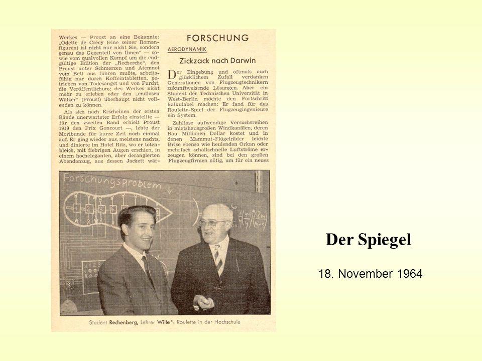 Der Spiegel 18. November 1964