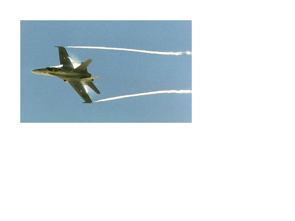 Flugmessungen an einem Segelflugzeug