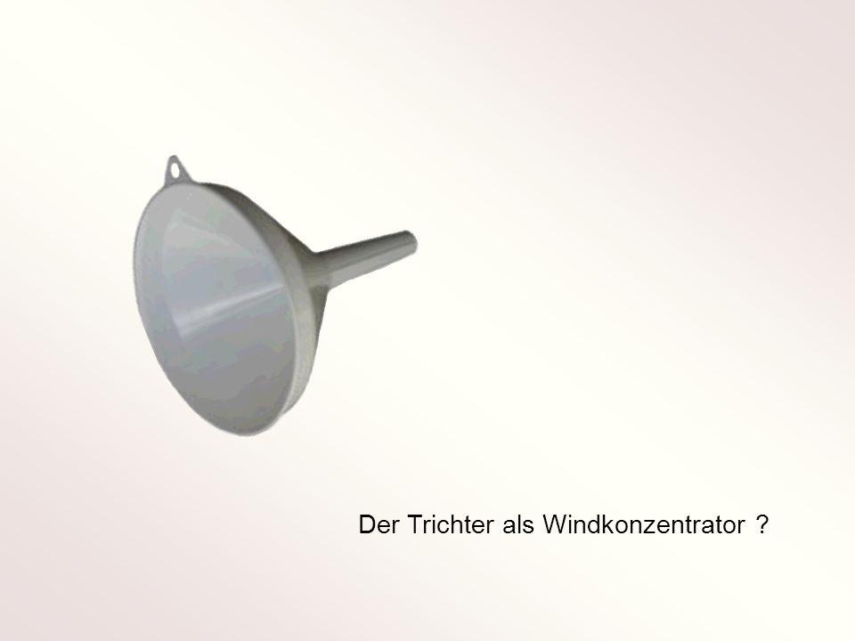 Leistungsbeiwert Theoretische Maximalleistung einer Windturbine
