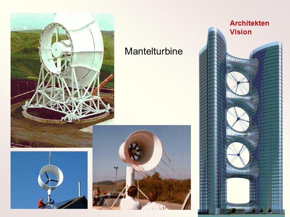 Mantelturbine Architekten Vision