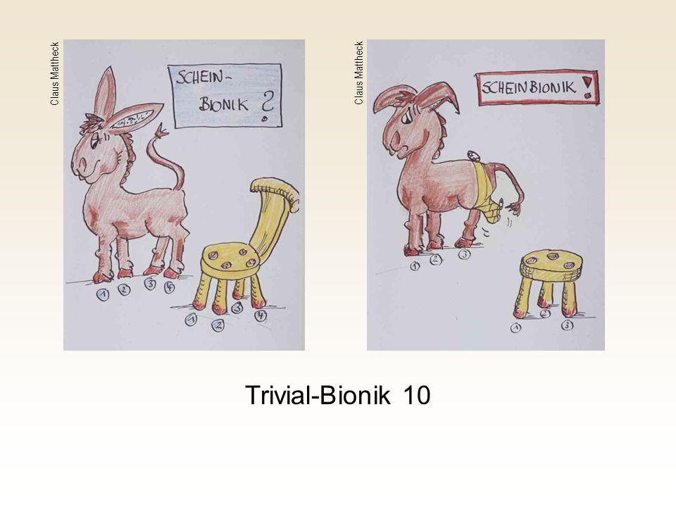 Trivial-Bionik 10 Claus Mattheck