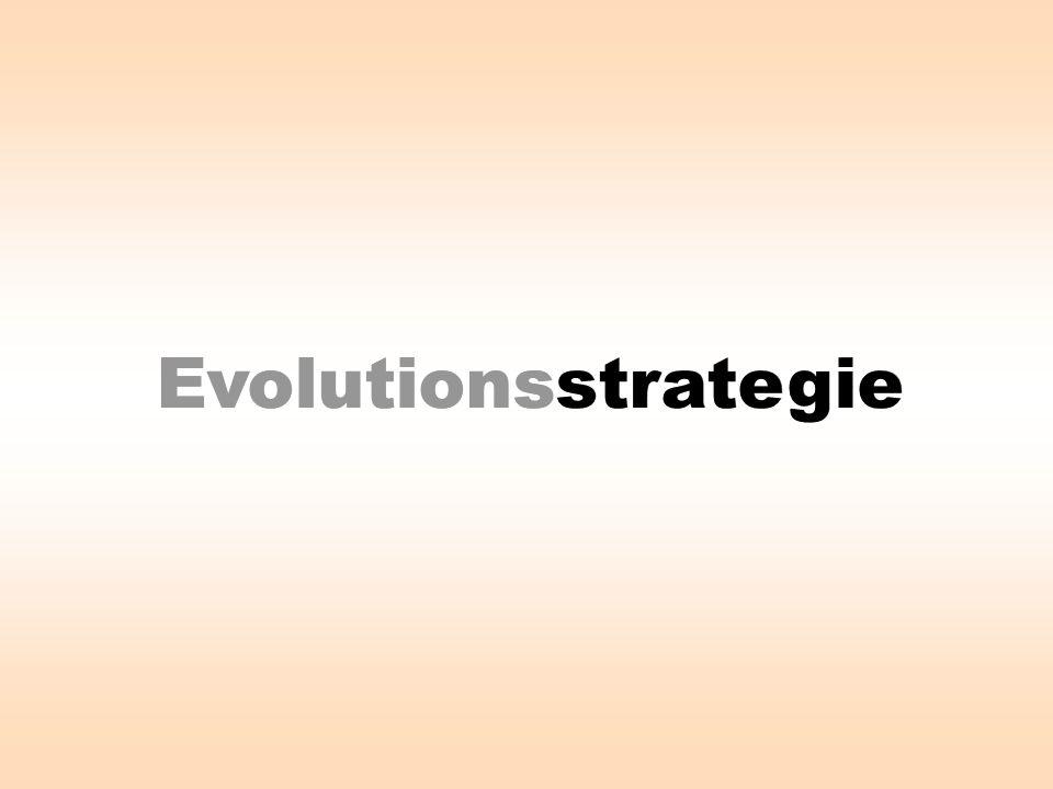Evolutionsstrategie