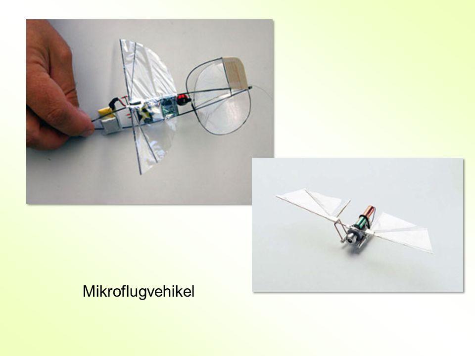 Mikroflugvehikel