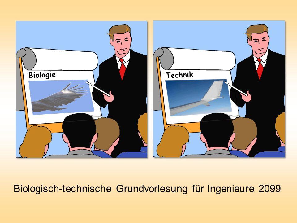 Biologisch-technische Grundvorlesung für Ingenieure 2099