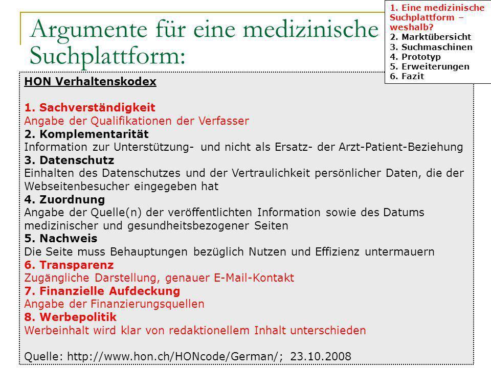 Quelle: Screenshots aus http://www.google.de; 23.10.2008