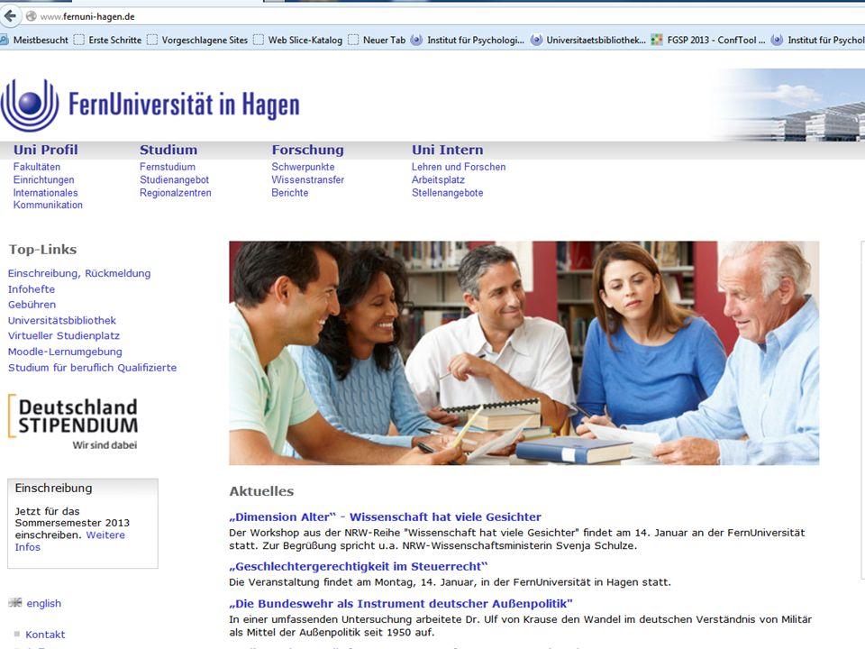 Institut für Psychologie