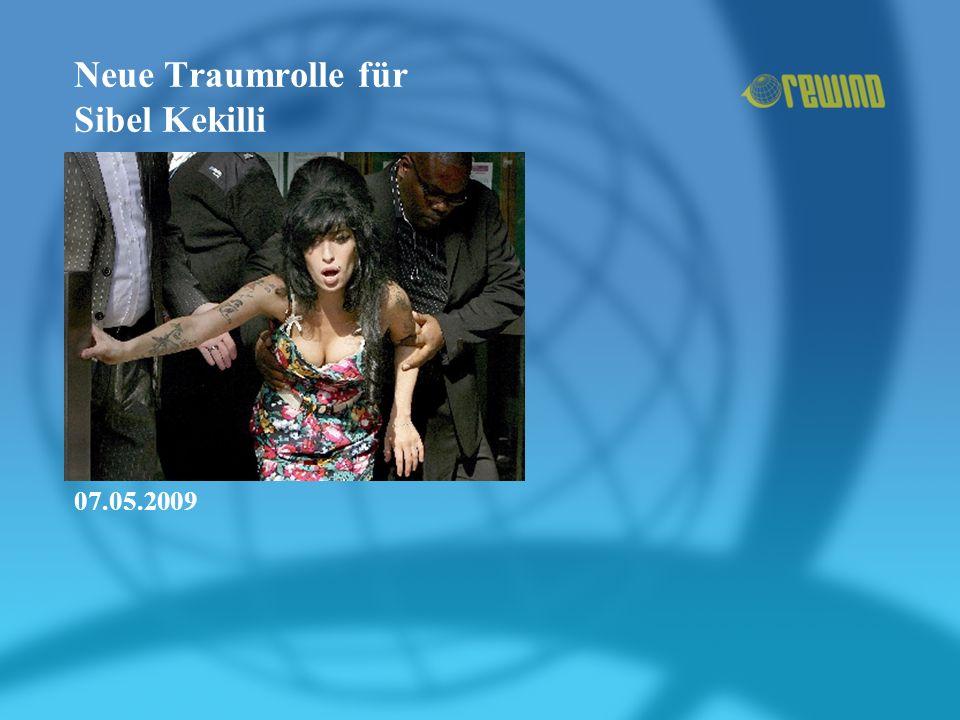 Neue Traumrolle für Sibel Kekilli 07.05.2009