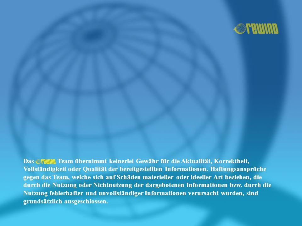 Das Team übernimmt keinerlei Gewähr für die Aktualität, Korrektheit, Vollständigkeit oder Qualität der bereitgestellten Informationen.