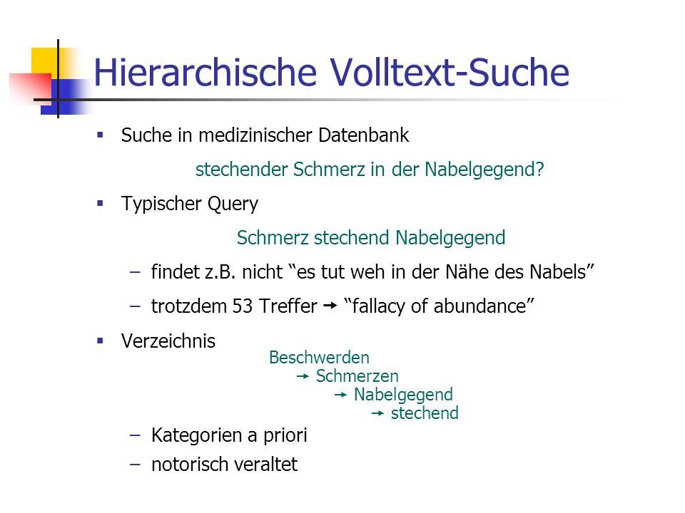 Methodik vom Algorithmus zum Programm –exakte Analyse –genauere Modelle, z.B.