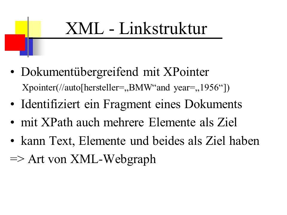 HITS Algorithmus auf Linkstruktur Hubs h: Knoten mit Links auf gute Seiten Authorities a: Seiten, die oft referenziert sind Zu Beginn alle Werte auf 1 Pro Iteration: Werte etwa stabil nach endlich vielen Iterationen