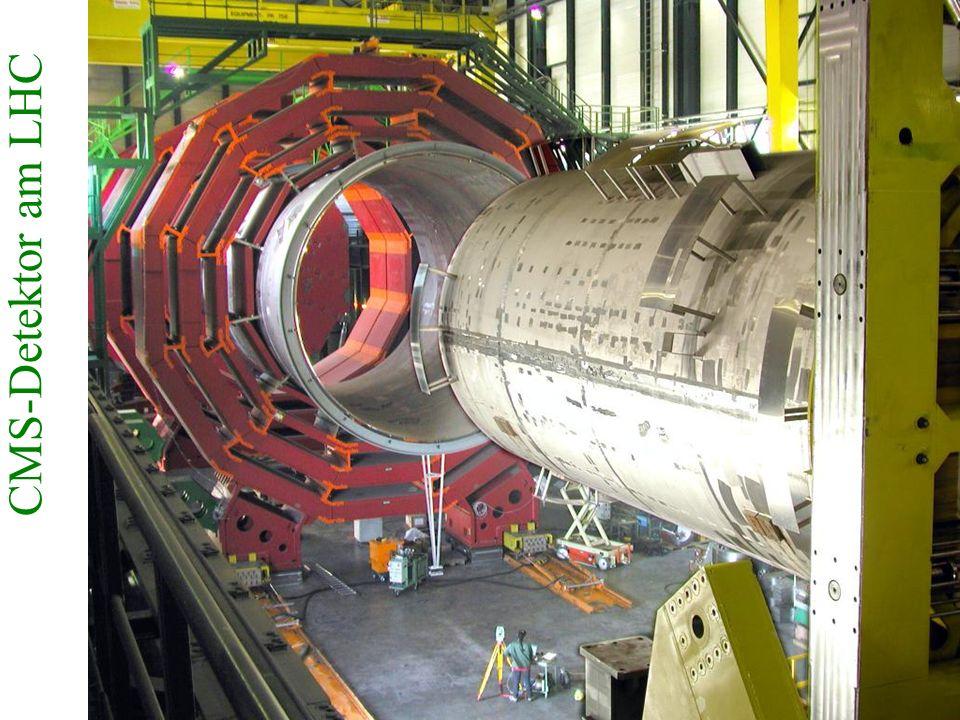T.Hebbeker CMS-Detektor am LHC