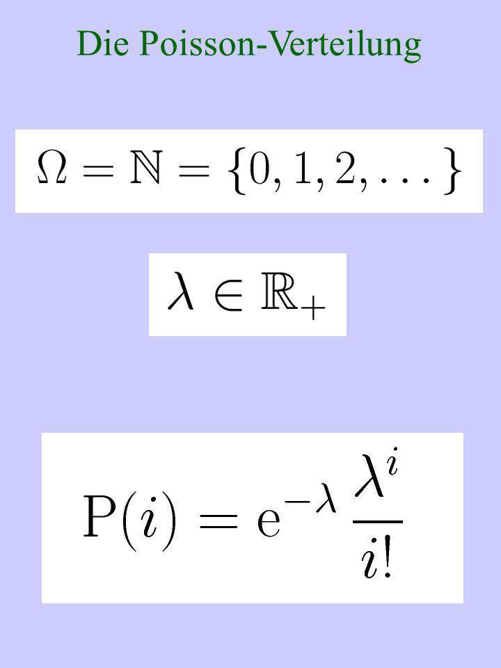 Die Poisson-Verteilung