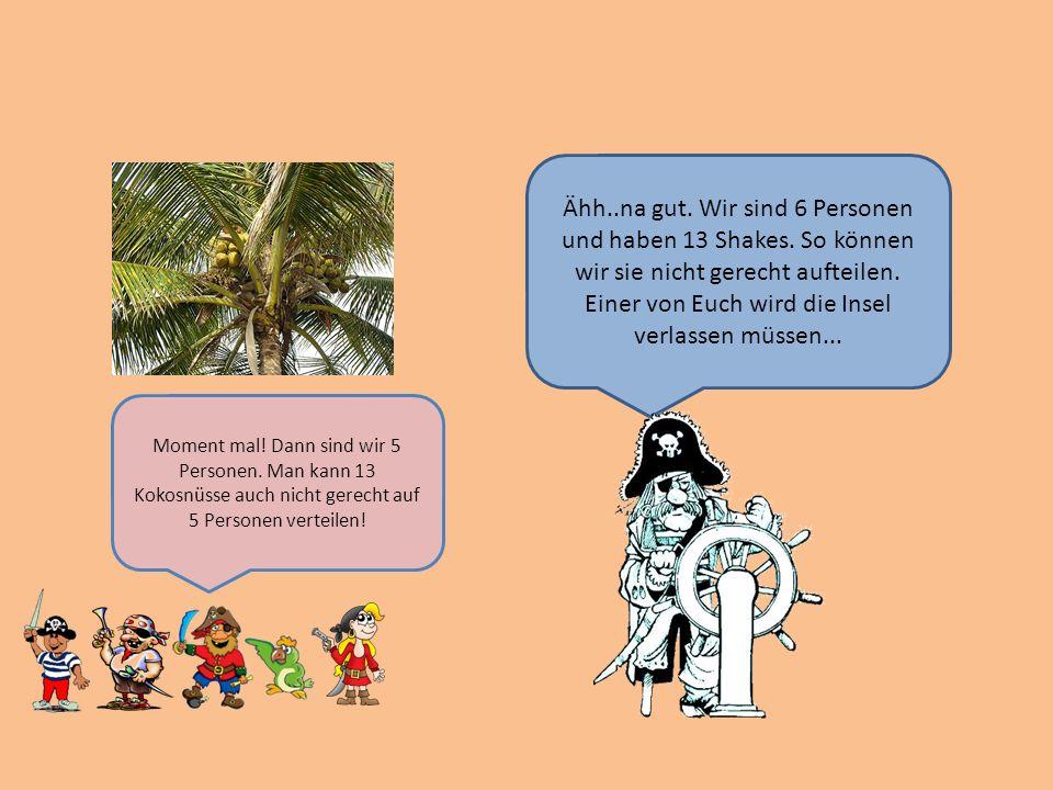 Kann man das Müllsammeln gerecht aufteilen.Könnt ihr den Inselbewohnern helfen.