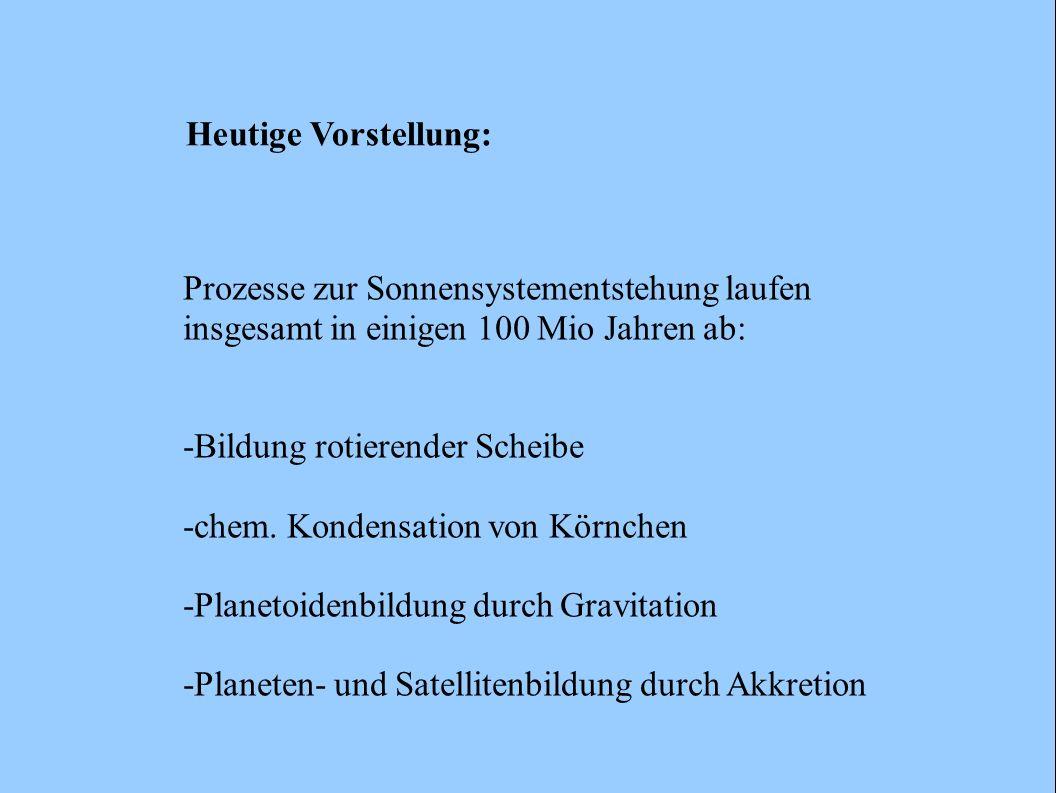 Idee Alfred Fischers entstand aus diversen Beobachtungen bzw.