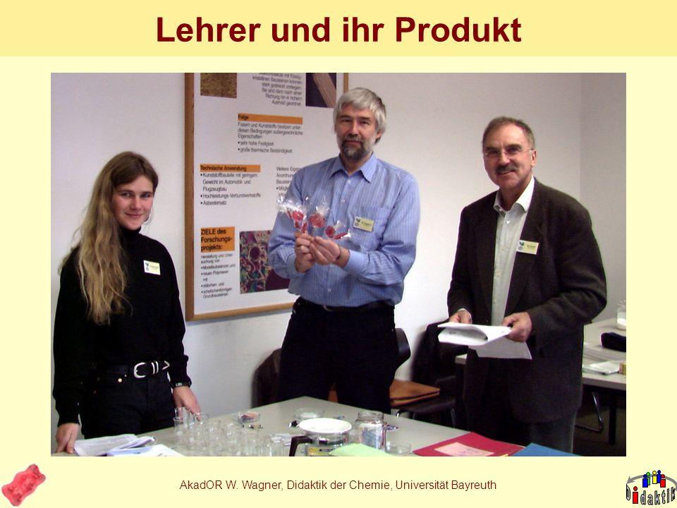 AkadOR W. Wagner, Didaktik der Chemie, Universität Bayreuth Bonbons aus Isomalt sind: Gesünder für die Zähne nicht kariogen Besser für die Figur gerin