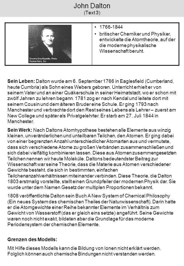 Ernest Rutherford (Text 4) Lord of Nelson and Cambridge 1871-1937 britischer Physiker, der für seine bahnbrechende Arbeit in der Kernphysik und für seine Theorie zur Atomstruktur den Nobelpreis erhielt.
