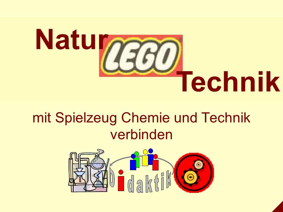 AkadOR W.Wagner, Didaktik der Chemie, Universität Bayreuth Kerntätigkeiten in der Technik 2.