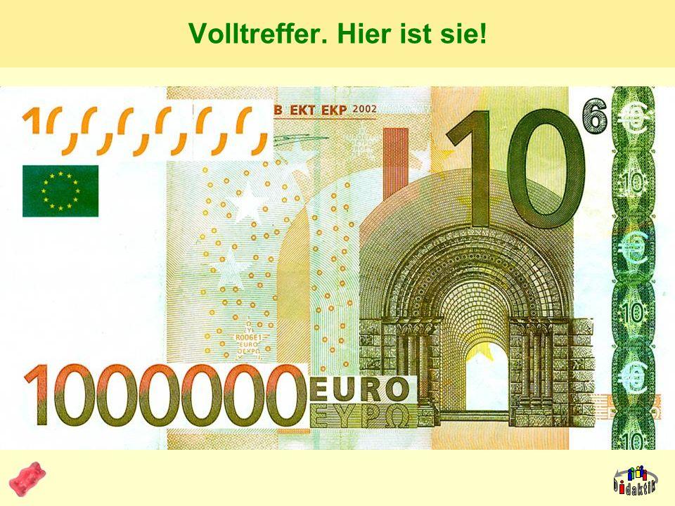 AkadOR W. Wagner, Didaktik der Chemie, Universität Bayreuth Die 1.000.000-Euro-Frage! Wer zahlt das Preisgeld aus? A: Kultusministerium SAB: Herr Wend