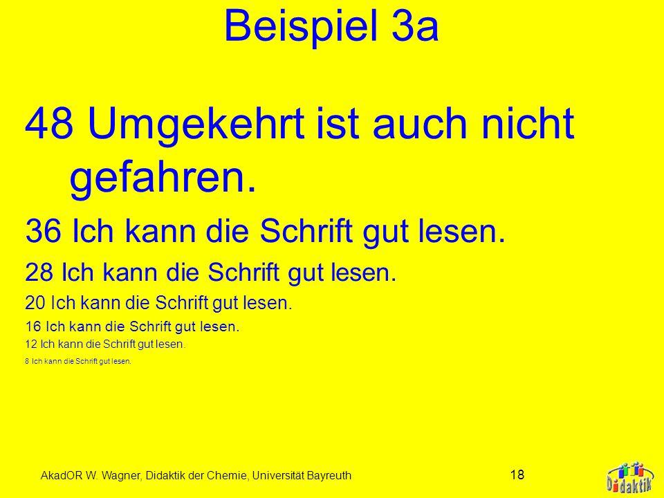 17 In Beispiel 2b ist ein Fehler wieder weg 48 Serifenlose Schrift. 36 Arial. 28 Ich kann die Schrift gut lesen. 20 Vergleichen Sie! 16 Ich kann die S
