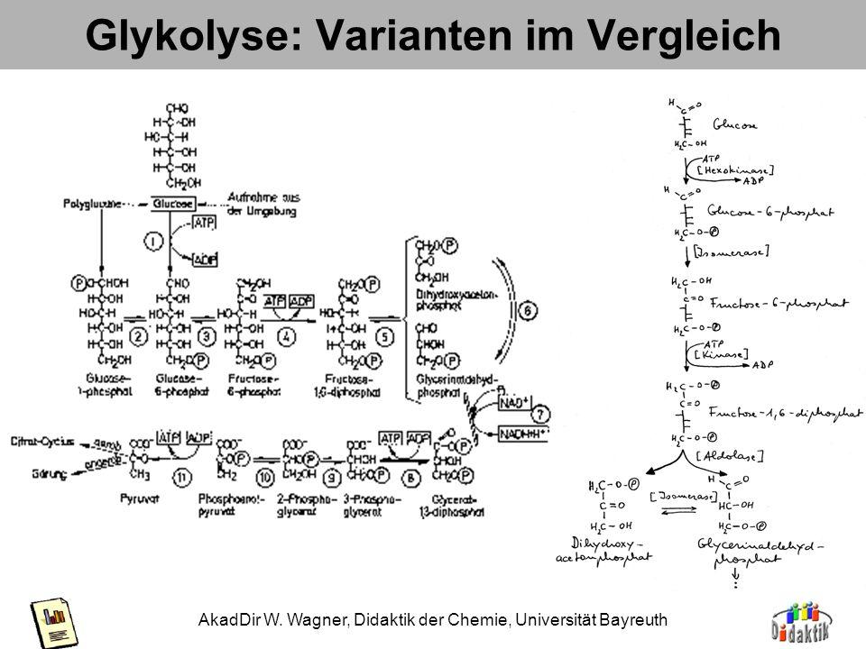 AkadDir W. Wagner, Didaktik der Chemie, Universität Bayreuth 2. Form und Inhalt – die didaktisch-gestalterische Dimension Thesen: 1.Form unterstützt d