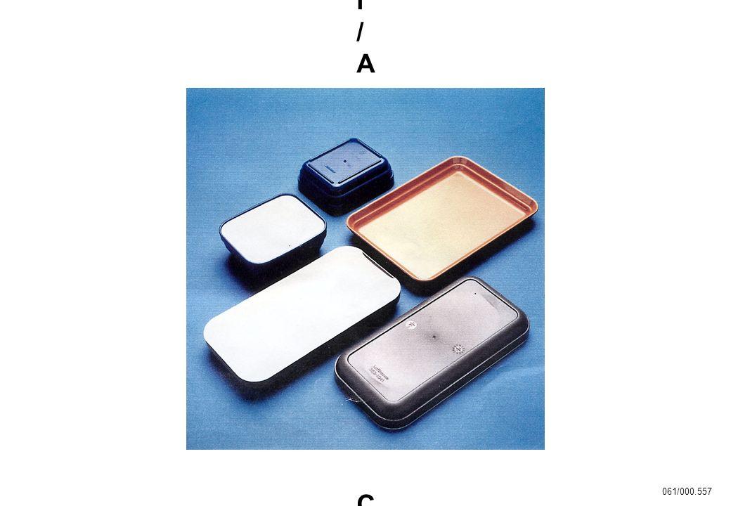 061/000.557 Bordgeschirr aus Styrol/Acrylnitril – CopolymerBordgeschirr aus Styrol/Acrylnitril – Copolymer