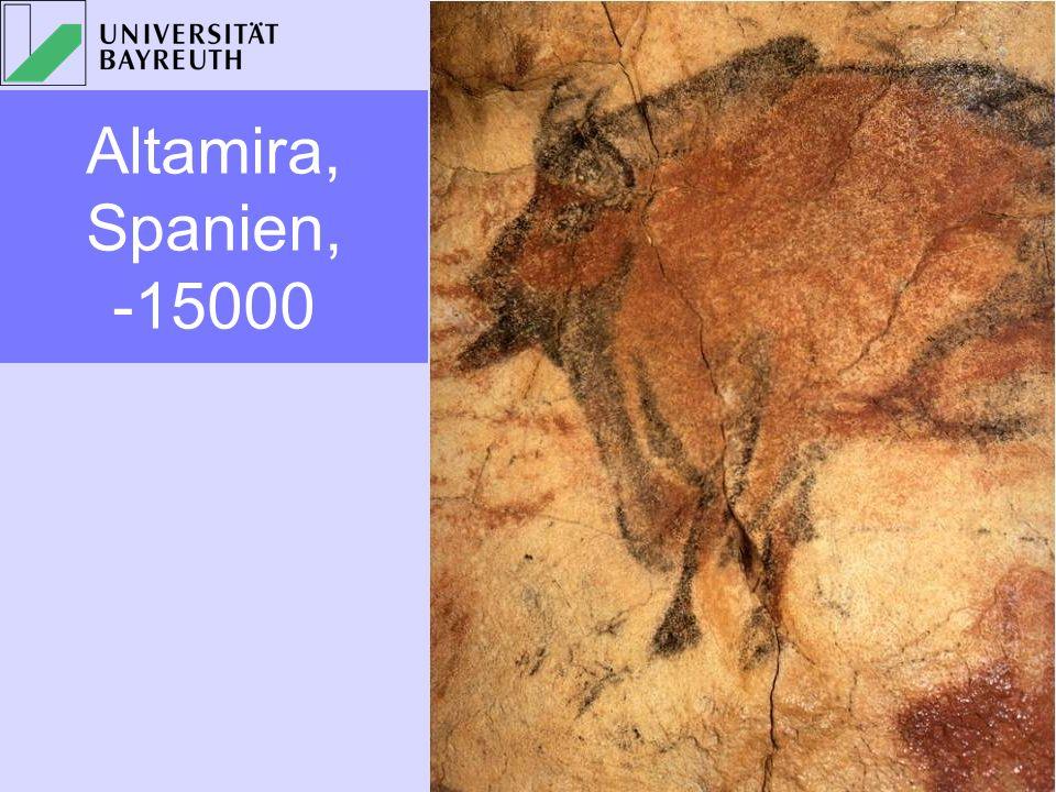 Altamira, Spanien, -15000
