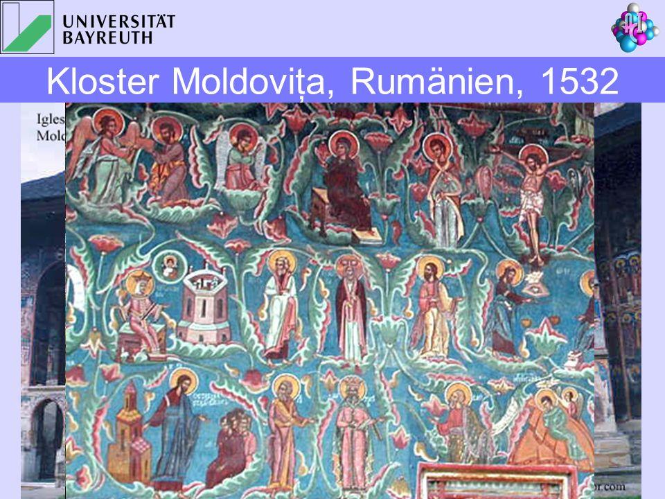 Kloster Moldoviţa, Rumänien, 1532