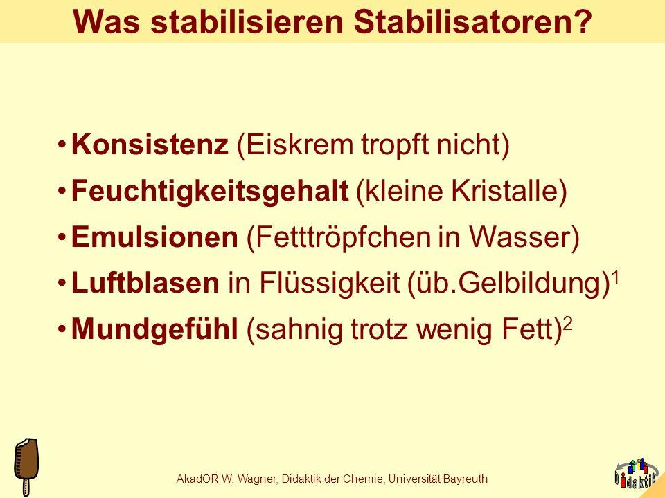 AkadOR W. Wagner, Didaktik der Chemie, Universität Bayreuth Vom Produzenten zum Produkt... Ceratonia siliqua L Blatt Frucht weibl. Blüte
