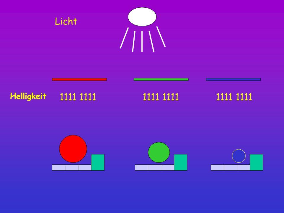 Helligkeit 1111 Licht
