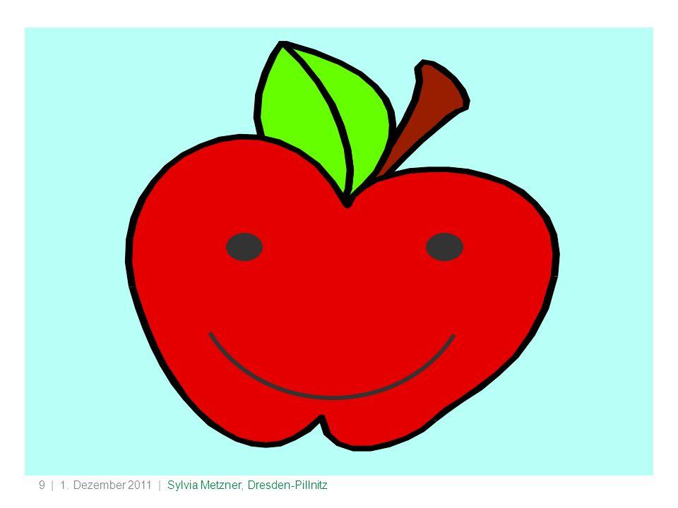 Ergebnisse der Apfelsortensichtung 2011 Herzlichen Dank Für Ihre Aufmerksamkeit!