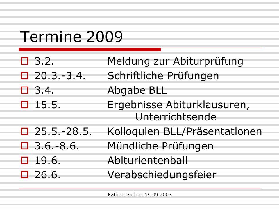 Kathrin Siebert 19.09.2008 Leistungskurs - Bereich LK 1 LK 1 LK 1 LK 1 LK 1 LK 1 LK 1 LK 2 LK 2 LK 2 LK 2 LK 2 LK 2 LK 2 12/I 12/II 13/I 13/II LK 1 LK 2