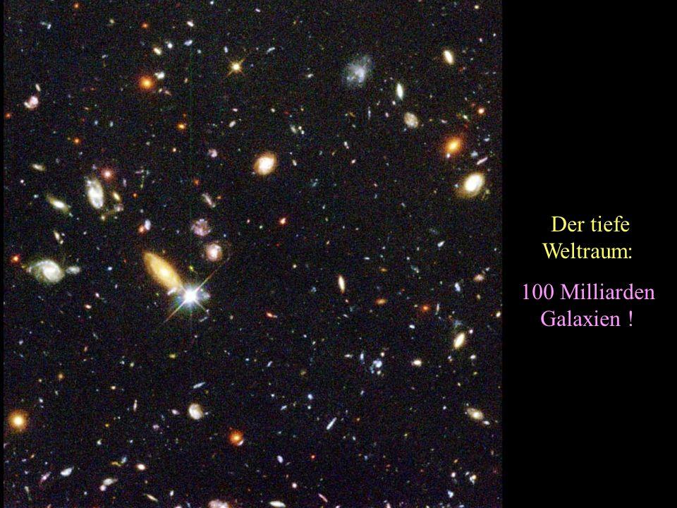 Eine ferne Galaxie: unserer Milchstraße sehr ähnlich