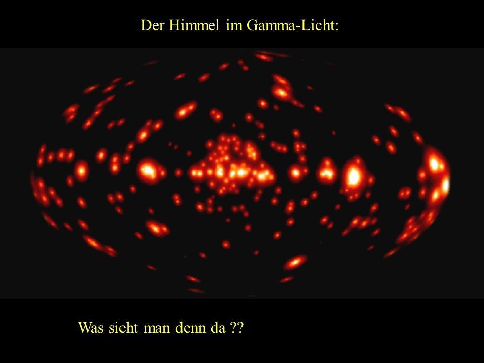 High Energy Stereoscopic System (H.E.S.S.) Khomas Hochland, Namibia Teleskope für Gammastrahlen aus dem All
