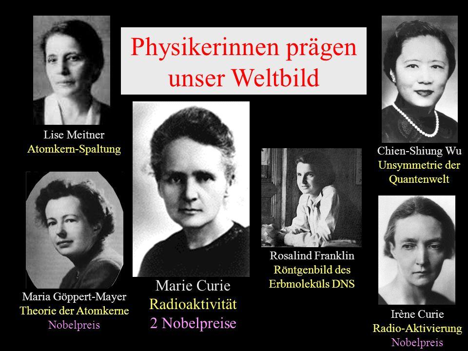 Physik: Ein Beruf für moderne Frauen von heute