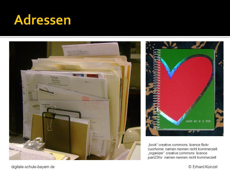 SELECT Name, Mobil FROM Adresse WHERE (Month(CURDATE()) =Month(Geb)) AND DAYOFMONTH(CURDATE()) = DAYOFMONTH(Geb); digitale-schule-bayern.de © Erhard Künzel