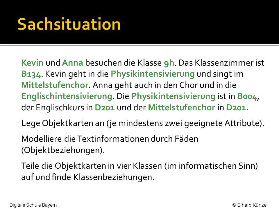 Kevin … … Anna … … 9h … … B134 … … B004 … … D201 … … Physik … … Englisch … … Chor … … Digitale Schule Bayern© Erhard Künzel
