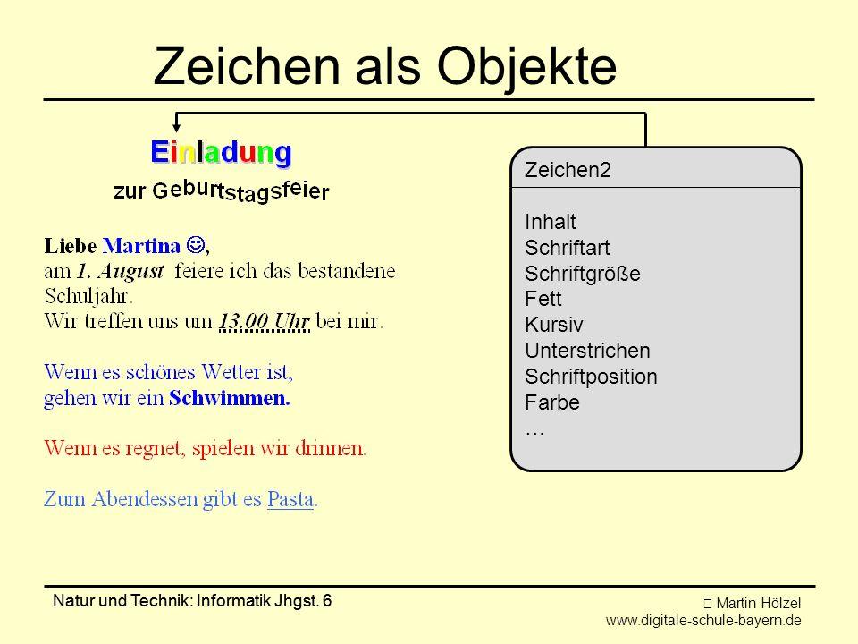 Natur und Technik: Informatik Jhgst.