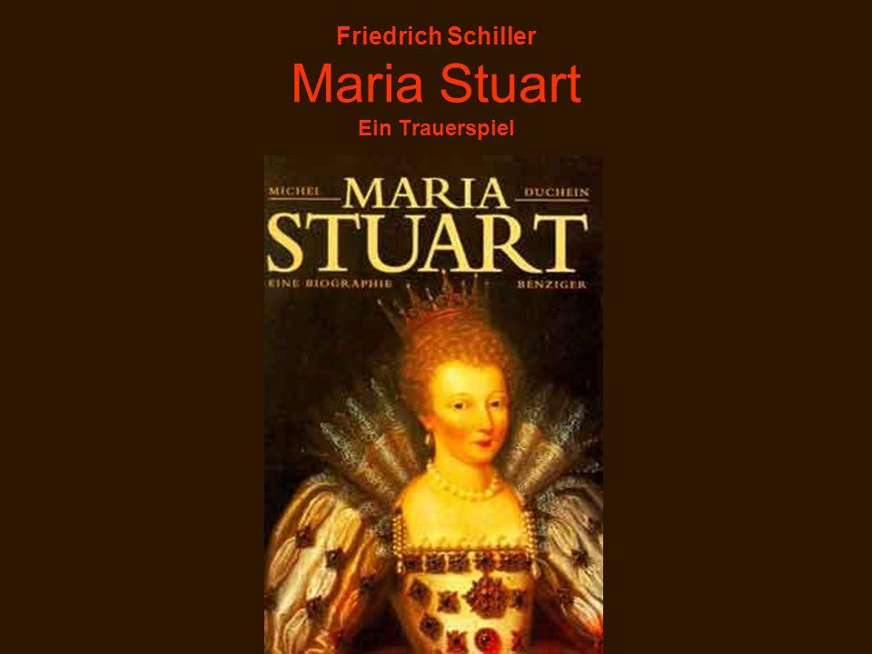 Maria Stuart Königin von Schottland Macht Liebe Äußerer Konflikt Elisabeth I.