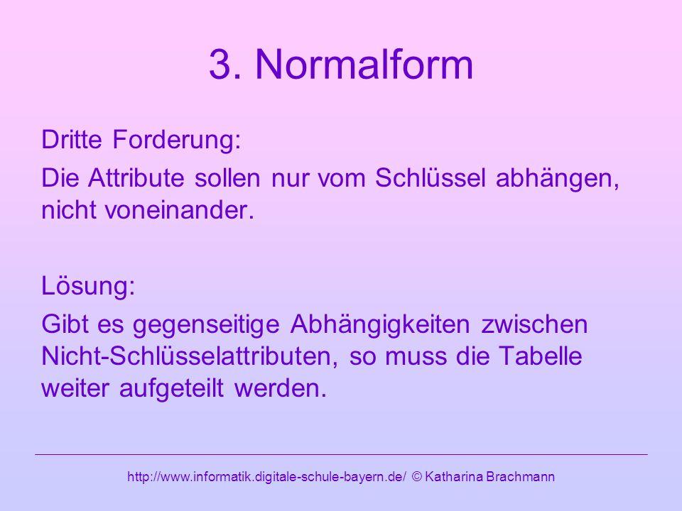 http://www.informatik.digitale-schule-bayern.de/ © Katharina Brachmann 3.